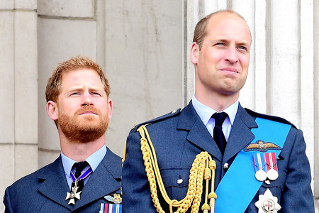 Are Prince William and Prince Harry Feuding?