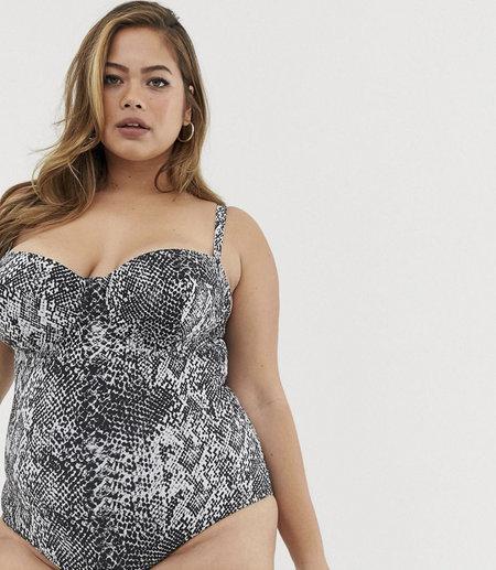 Best Plus-Size Swimsuits: Sexy, Body-Positive Bikinis, One