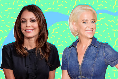 Bethenny and Dorinda