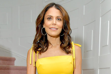 Bethenny Frankel Shares a Picture of Her Perm