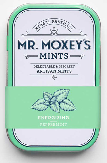Mr. Moxey's Cannabis Mints