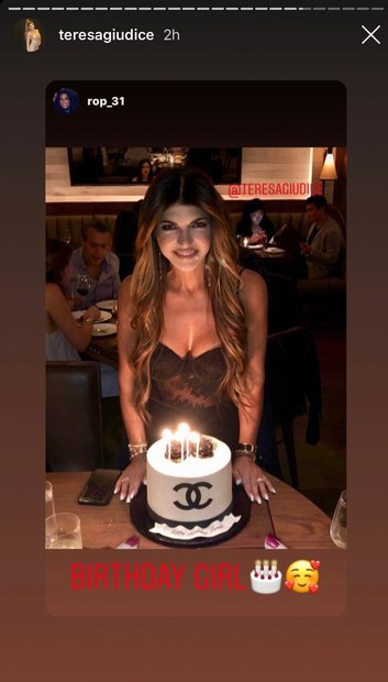 Teresa Giudice Birthday Pictures: Instagram