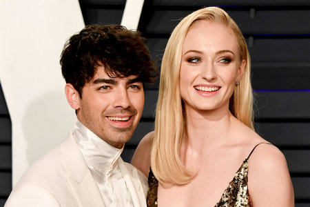 Joe Jonas, Sophie Turner Married in Vegas