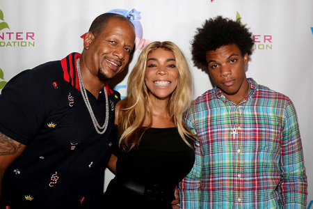 Wendy Williams' Son Arrested for Punching Dad Kevin Hunter