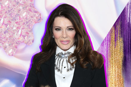 lisa vanderpump throwback photo