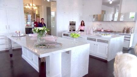 See Lisa Vanderpump\'s Fancy Kitchen Renovation: Photos ...