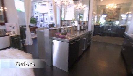 See Lisa Vanderpump S Fancy Kitchen Renovation Photos