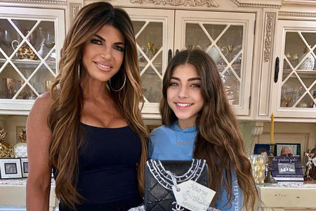 Milania Giudice Looks So Grown Up in This Picture
