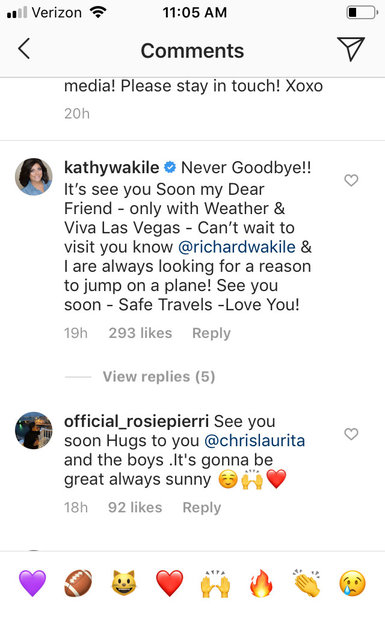 Kathy Wakile and Rosie Pierri React to Jacqueline Laurita's Move from New Jersey