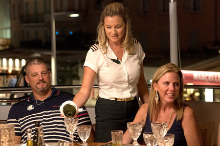 Below Deck Mediterranean Season 4 Charter Guests