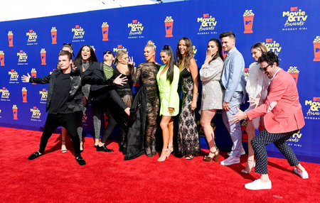 Vanderpump Rules at MTV Movie Awards