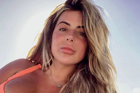 "Brielle Biermann Loves Her ""Big Ass Lips"""
