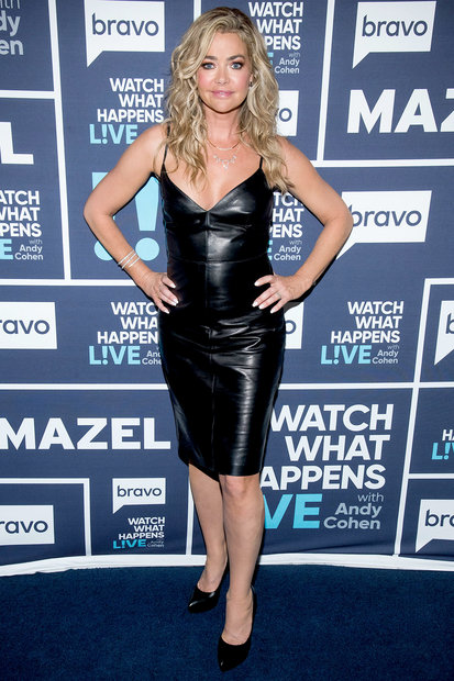 Denise Richards WWHL