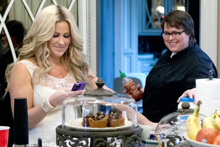 Kim Zolciak-Biermann, Chef Tracey Bloom