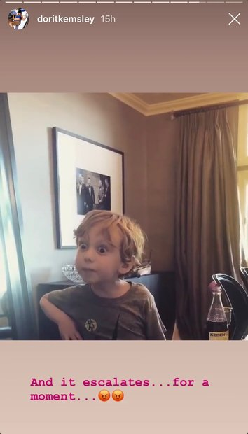 Dorit Kemsley Kids Jagger, Phoenix: Instagram Pictures