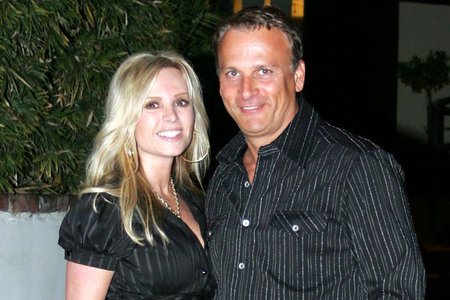 Tamra Judge with Ex-Husband Simon Barney