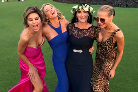 What To Wear At A Wedding.Summer Wedding Guest Outfit Ideas From Real Housewives Bravo Lookbook