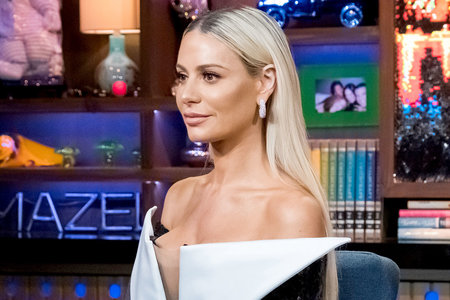 Dorit Kemsley on Watch What Happens Live with Andy Cohen