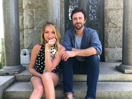 Stassi Schroeder, Beau Clark celebrate engagement with 'Vanderpump Rules' cast