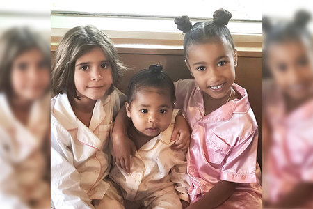 Kardashian Kids! Penelope Disick's IHOP Birthday Party Pics
