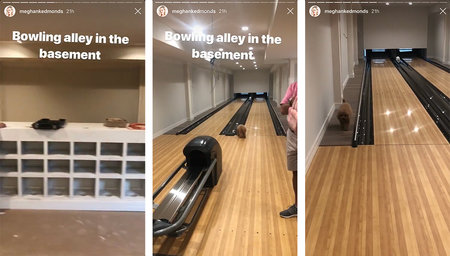 Meghan King Edmonds' Bowling Alley