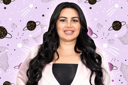 Mercedes Javid Is a New Mom to Baby Shams, Hosts Sip and ...