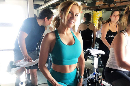 Ramona Singer Reveals Her Fitness Routine, Diet, Ab Secrets