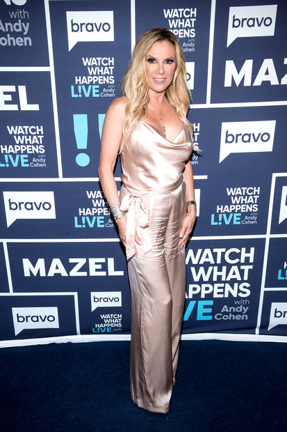 Ramona Singer on WWHL