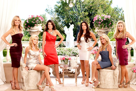 The Real Housewives of Beverly Hills Cast Season 1