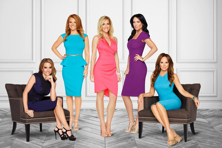 The Real Housewives of Dallas Cast Season 1