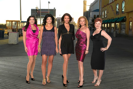 The Real Housewives of New Jersey Cast Season 1