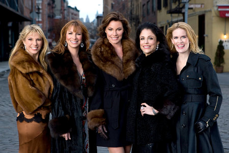 The Real Housewives of New York Cast Season 1