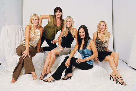 The Real Housewives of Orange County Cast Season 1