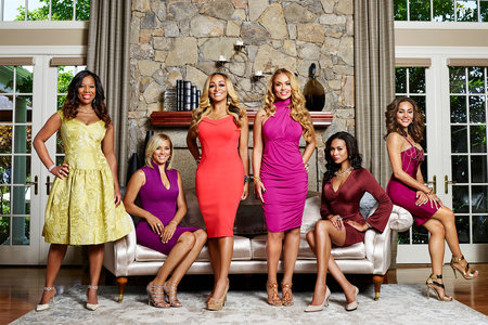 The Real Housewives of Potomac Cast Season 1