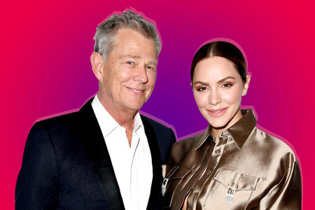 Katharine Mcphee And David Foster Age Difference Critics The Daily Dish