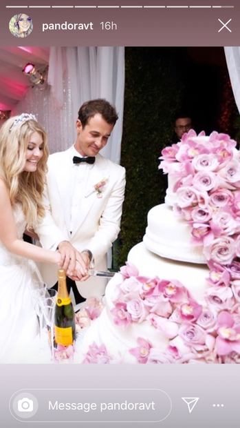 Pandora Vanderpump Sabo's Wedding Cake Photos | Style & Living