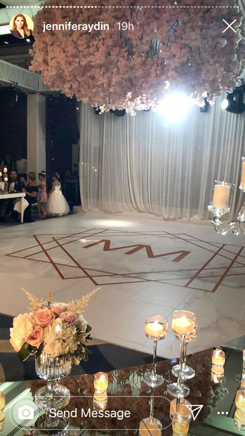 Jennifer Aydin's Brother Michael's Wedding