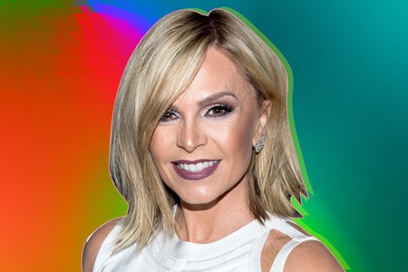 """Tamra Judge's Low-Maintenance Salad Is the """"Perfect Lunch"""""""