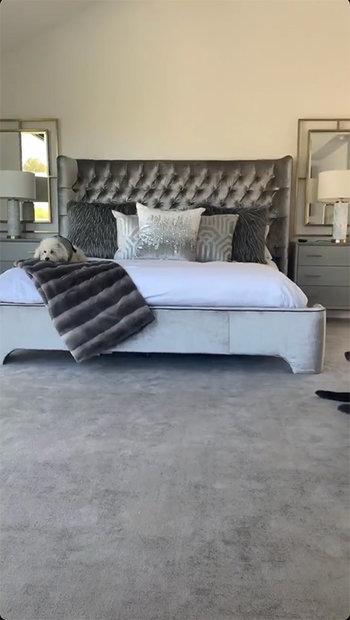 Lala Kent Amp Randall Emmett S Master Bedroom Renovation Photo Home Amp Design