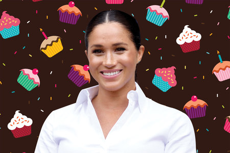 We Finally Know What Meghan Markle's 38th Birthday Cake Looked Like