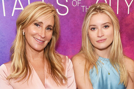 Sonja Morgan and Daughter