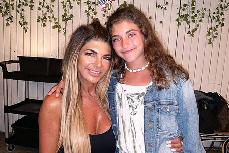 Teresa and Giudice