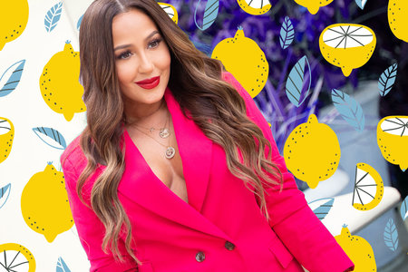 Rob Kardashian's Ex Adrienne Bailon Reveals Major Weight Loss and the Diet Behind It