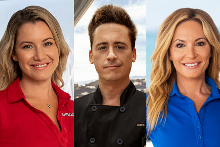 Chef Ben Robinson Thinks Reality TV Has Changed Hannah Ferrier More Than Kate Chastain