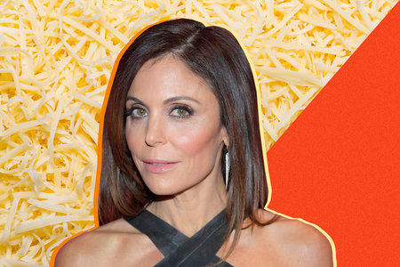 Bethenny Frankel Moldy Cheese