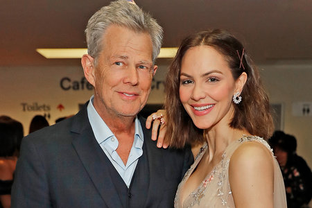 David Foster Katharine Mcphee Announce Intimate Concert Tour The Daily Dish