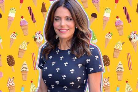 Feast Bethenny Frankel Shaved Ice Promote
