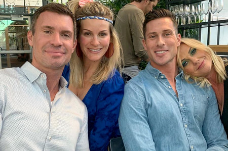 Jeff Lewis on New Boyfriend Scott Anderson Breakup Rumors