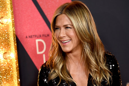 Jennifer Aniston Goddess Circle