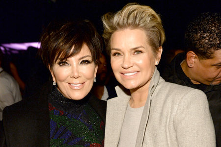 Yolanda Hadid and Kris Jenner Finally Address If Their Families Have Ever Feuded